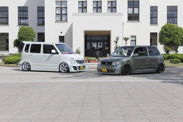 WagonR & mira