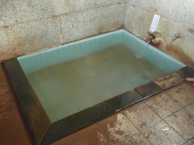 写真: 渋三番湯綿の湯