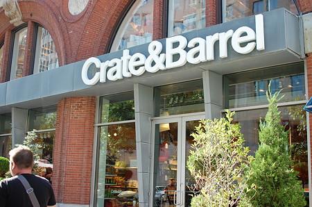 Crate&Barrel(Boylston Street)