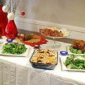 写真: お料理の数々