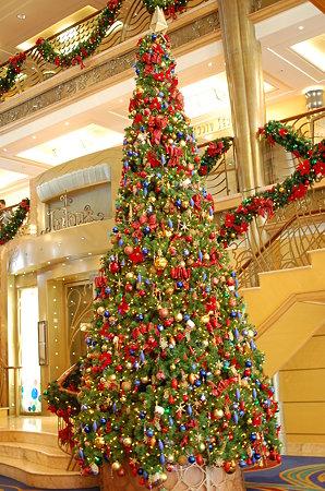 Deck3 クリスマスツリー
