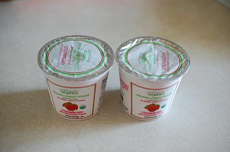 Organic Lowfat Yogurt