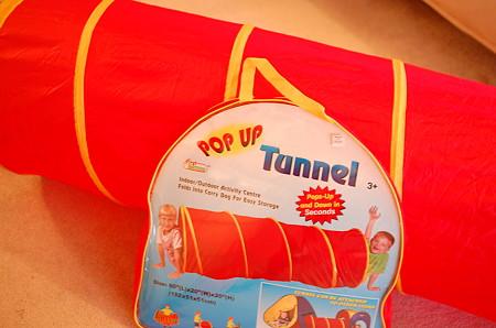 子供用トンネル