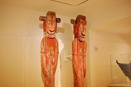 韓国の木彫り芸術