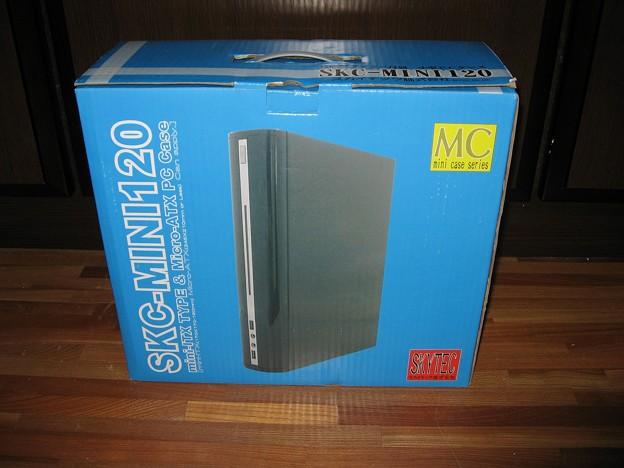 SKC-MINI120の箱
