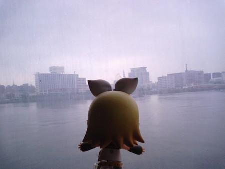 リン:「きたぞぉぉぉ鹿児島!!」