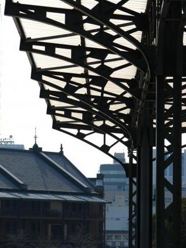 旧横浜港駅