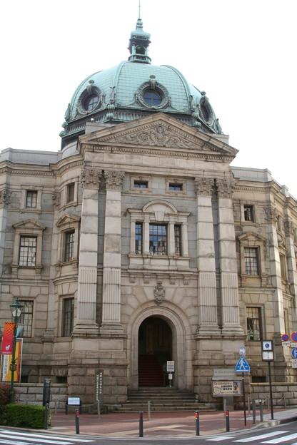 歴史を感じる建物