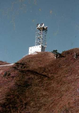 大山無線中継所