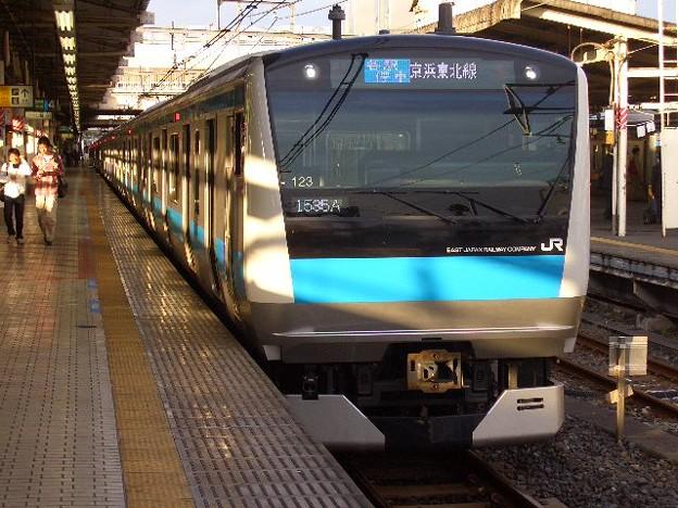 京浜東北線 CIMG1585