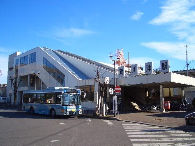 荒川沖駅 CIMG3756