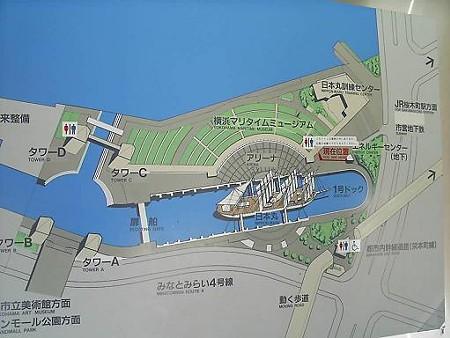 マリタイムミュージアムマップ