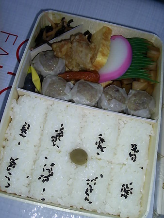 080801 シウマイ弁当 (1)