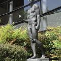 彫像江戸川文化会館13663