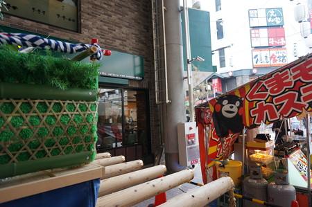 15 2014年 博多祇園山笠 子供山笠 サザエさん 新天町 (5)