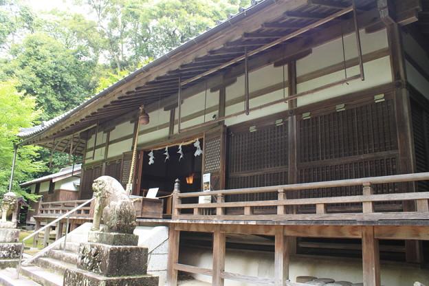 葛木火雷神社(笛吹神社)