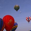 Photos: 青空へ舞う気球