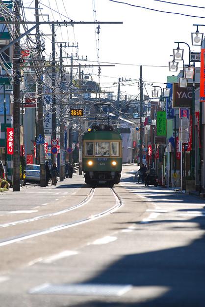 305号車 江ノ島駅へ