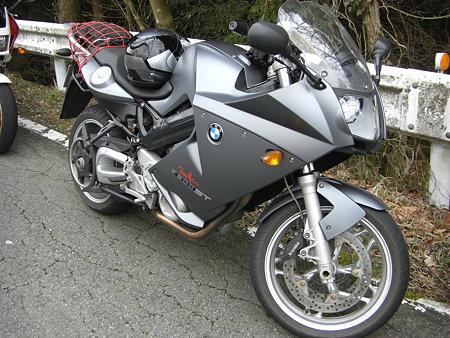 かおりんさん@BMW F800ST