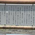 写真: おっぱい岩能書き