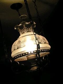 どん底のランプ
