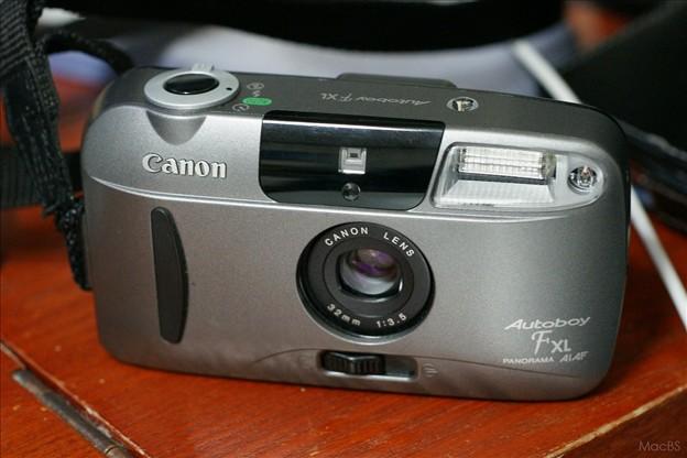 Photos: Canon Autoboy F XL