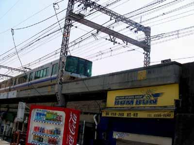 090509九条淀川大橋 027電車