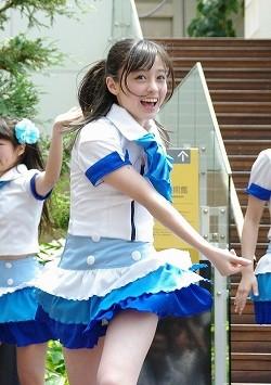 橋本環奈のダンス