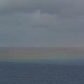 虹が生まれた瞬間