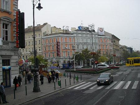 ブダペストにて