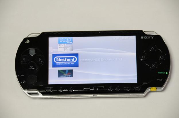 PSP液晶自力交換 13