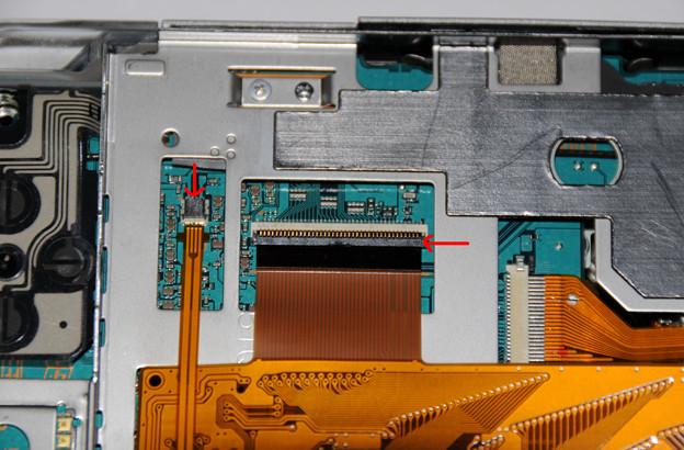PSP液晶自力交換 10