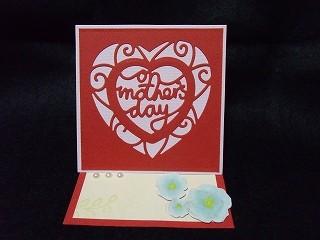 母の日カード (2)