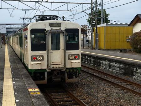 105系日光線(下野大沢駅)3