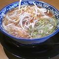 Photos: 20080309一刻堂豊田南店・ネギラーメン 妻が食べた