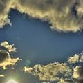写真: Sky Blue