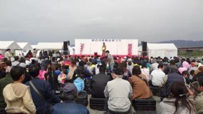 桃山祭り舞台