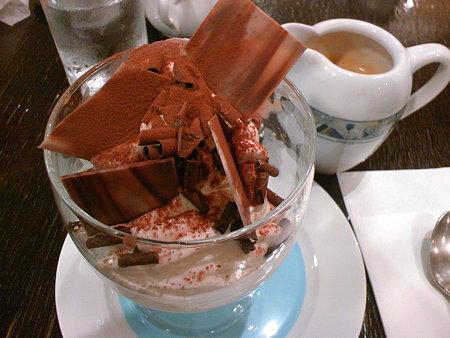 新宿小田急ハルク カフェ・トロワグロ 「・・・名前忘れました・・・」
