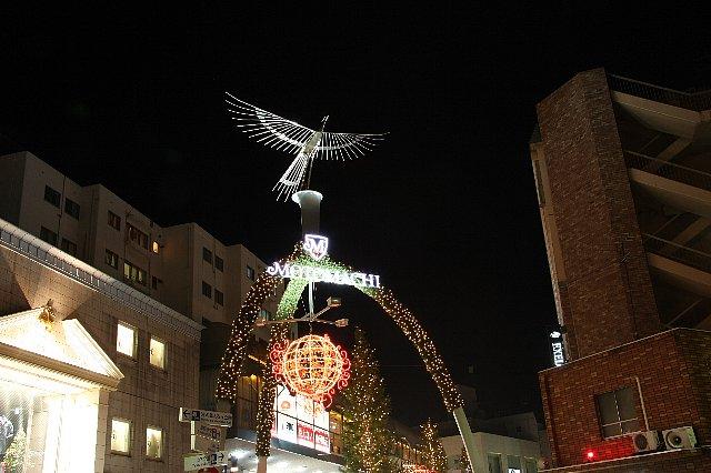 2008.12.06 元町 フェニックスアーチ