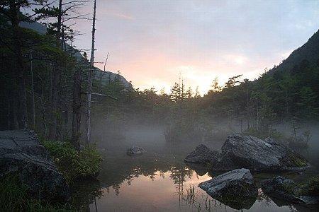2008.08.11 神降地 明神池