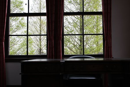 2009.04.12 外交官の家 春窓