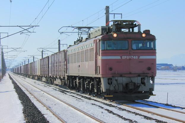 4061レ EF81-748