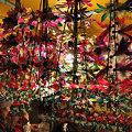 Photos: 羽子板の羽も売ってます、羽子板市!