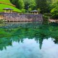 Photos: 丸池の湧水 ほとりから