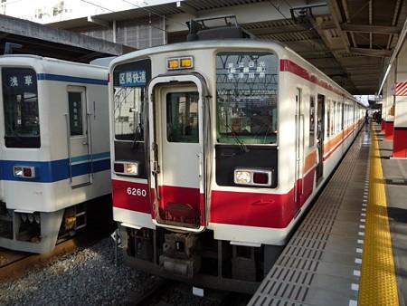 東武6050系・区間快速