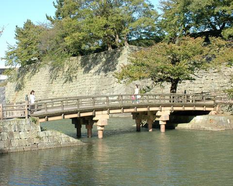 Photos: 福井城跡