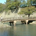 Photos: 福井城本丸跡・御廊下橋付近