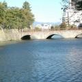 Photos: 福井城本丸跡・御本城橋