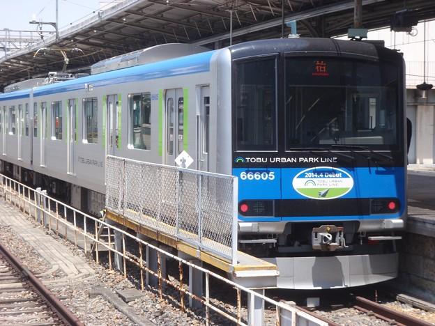 Tobu / 60000 [ Urban-Park Line ] @ Omiya