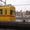 Photos: Keikyu wrecking train Deto 18